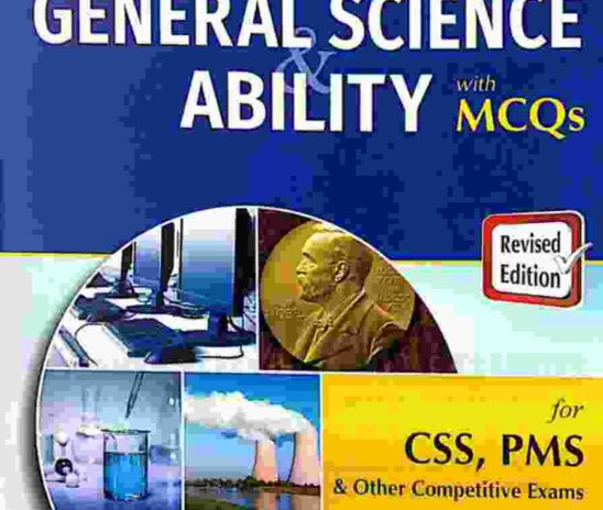 JWT General Science Ability PDF Book
