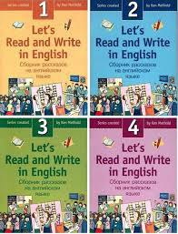 Let us Read and Write in English PDF BOOK 1 to 4 PDF
