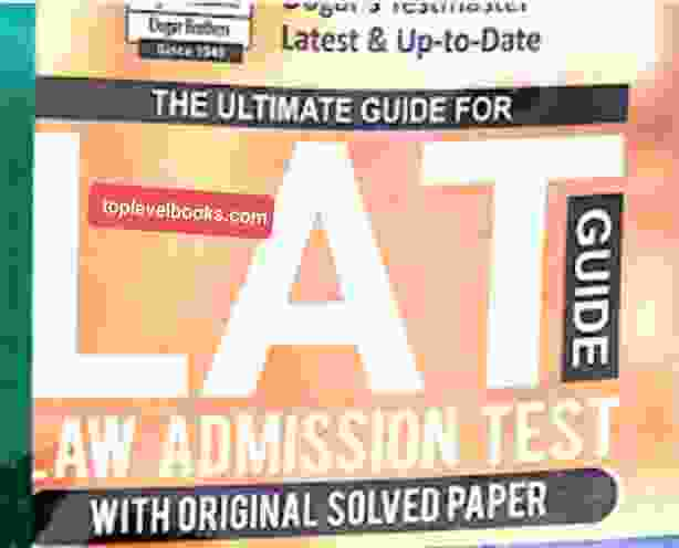 LAT Guide For Law Admission Test With Solved papers Latest