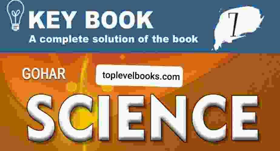 Gohar Science Key Book7&8 Complete PDF Download