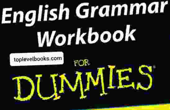English Grammer Workbook For Dummies for PDF