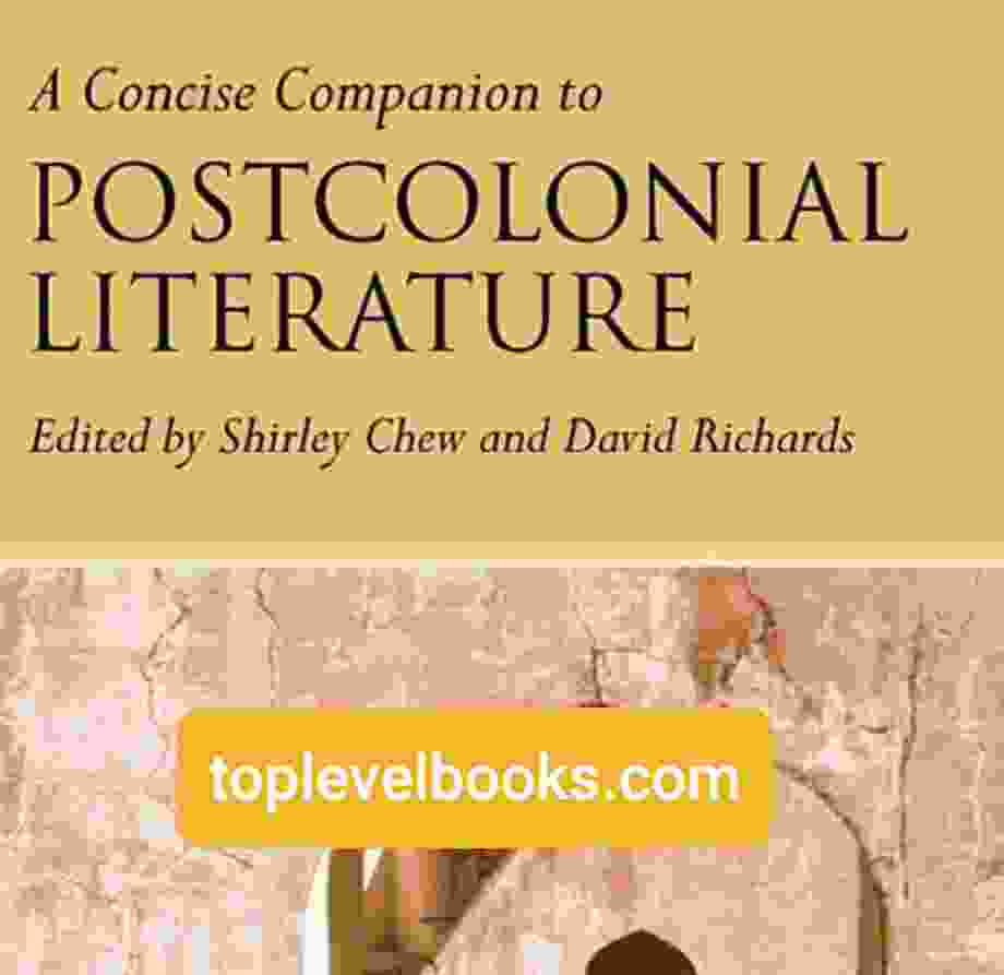 Post Colonial Literature By Shirley and David Richards PDF
