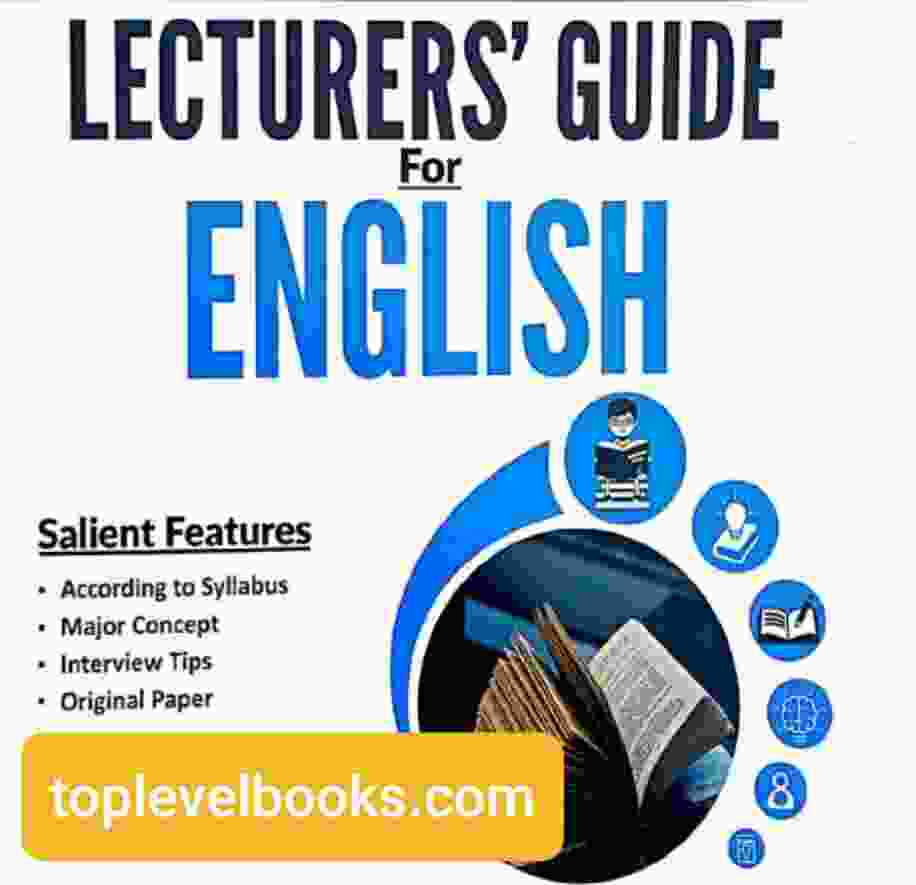 lecturers Guide For English