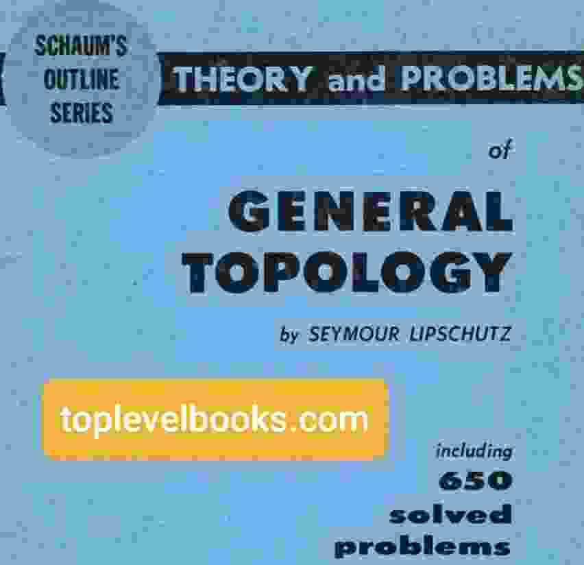 General Topology Theory and Problems