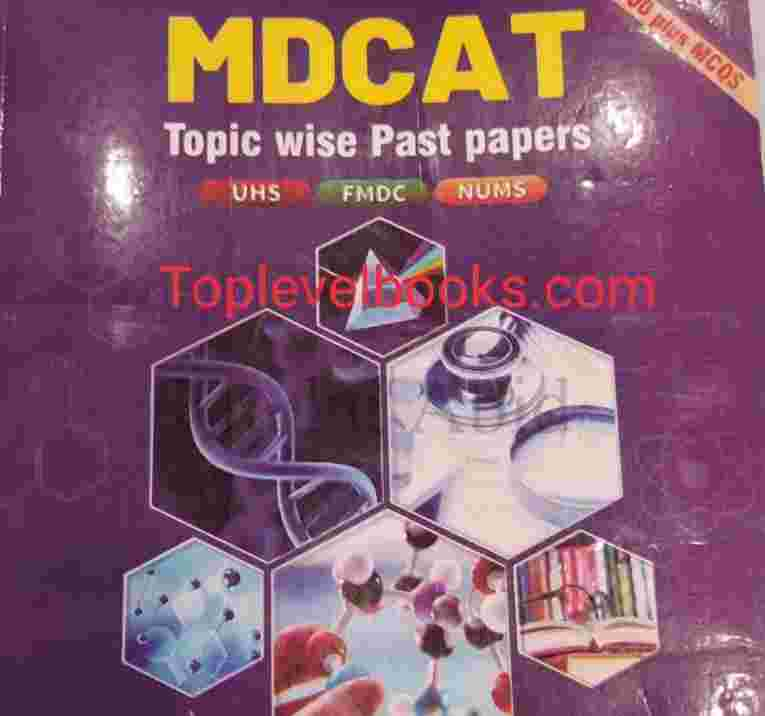 MDCAT topic Wise Past Papers